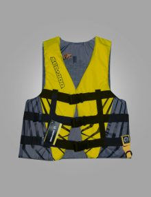 SEA-DOO-SPLASH-NYLON-PFD2-yellow