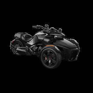 Motor Spyder roda tiga can-am indonesia