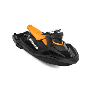 Orange Spark Sea-Doo Club