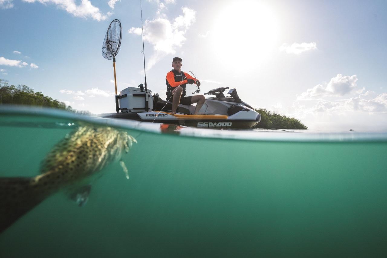Mancing Mania Mantap FishPro Sea-Doo Indonesia